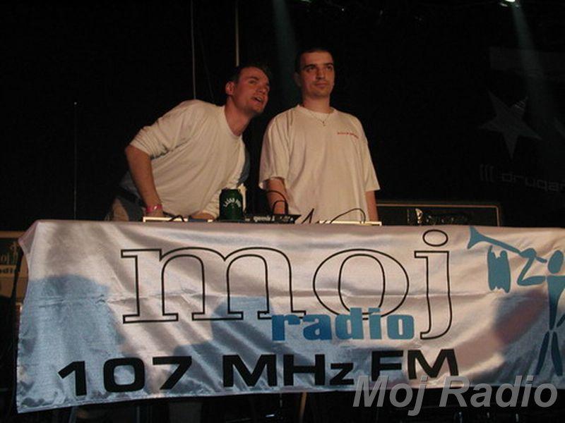 DRUGA OBLETNICA 2002 BIG JOCO