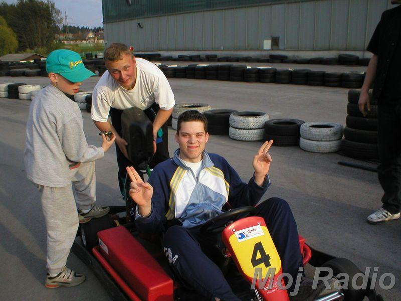 karting 2003