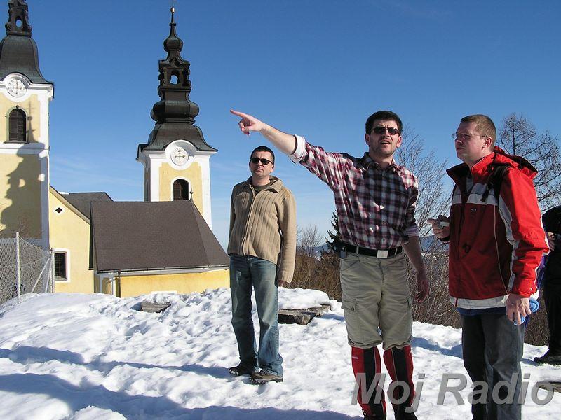 Pohod na Sveti Križ 2006  11