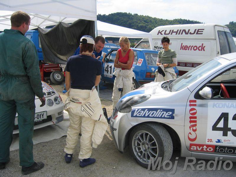 Rally Velenje 2003 02