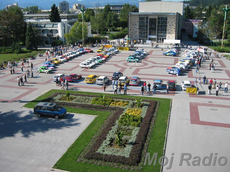 Rally Velenje 2003 04
