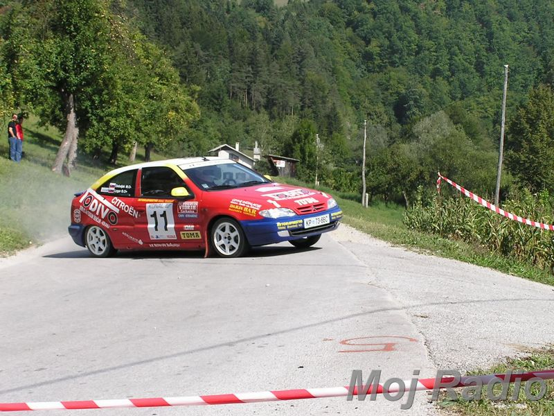 Rally Velenje 2003 10
