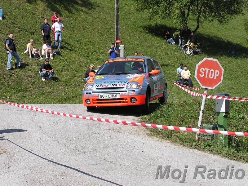 Rally Velenje 2003 11