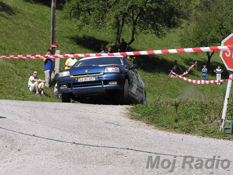 Rally Velenje 2003 12