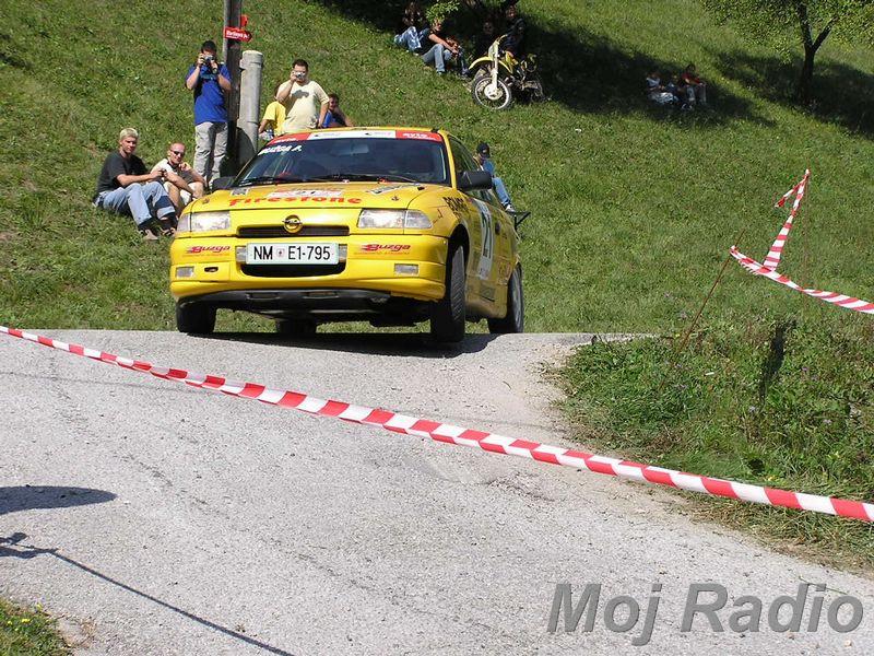 Rally Velenje 2003 13
