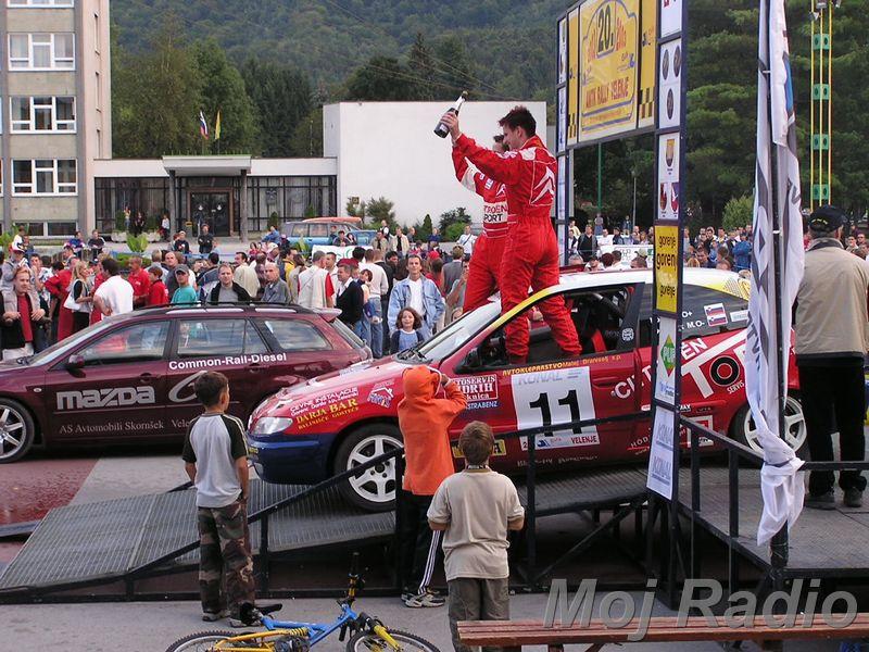 Rally Velenje 2003 16