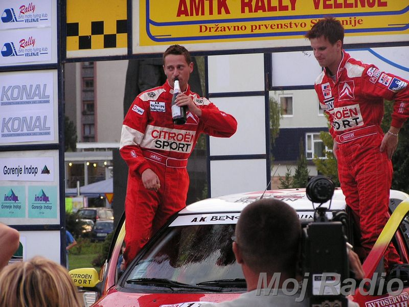 Rally Velenje 2003 17