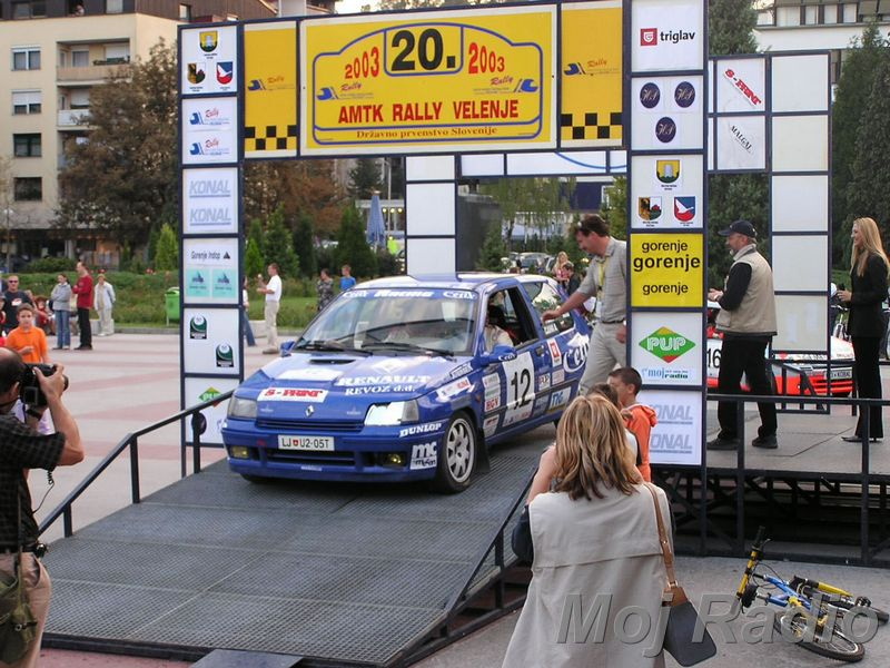 Rally Velenje 2003 18