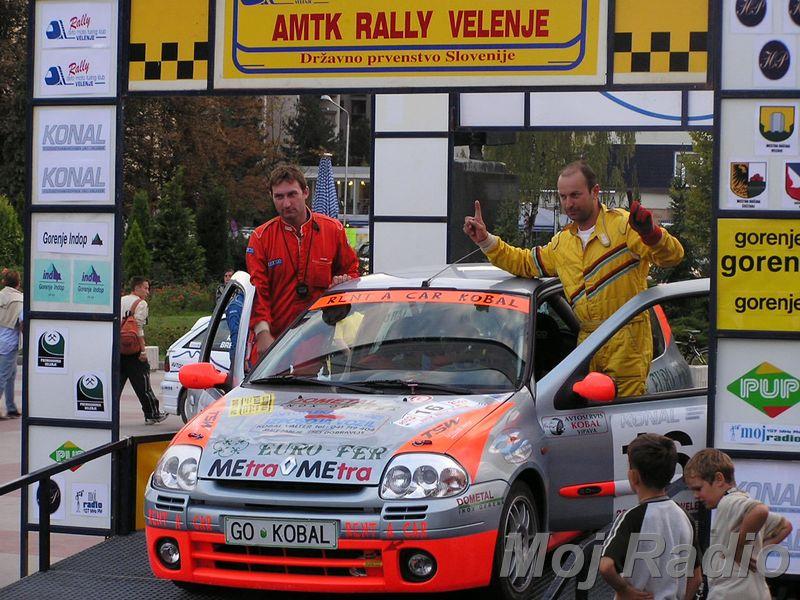 Rally Velenje 2003 20