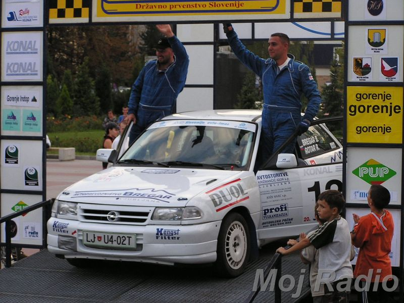 Rally Velenje 2003 21