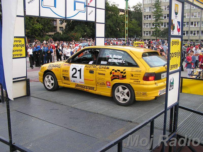 Rally Velenje 2003 23