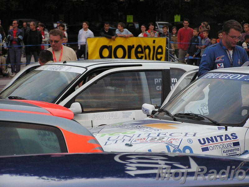 Rally Velenje 2003 27