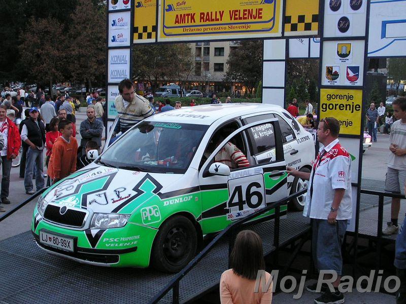 Rally Velenje 2003 29