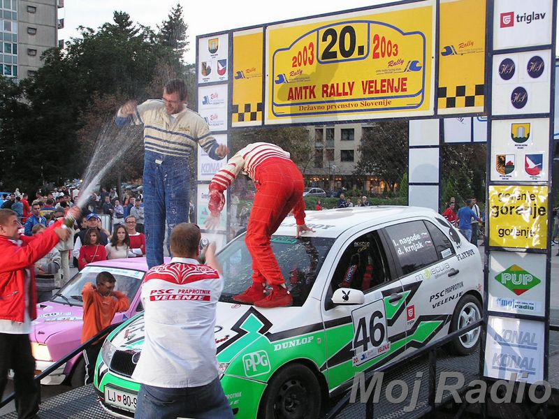 Rally Velenje 2003 30