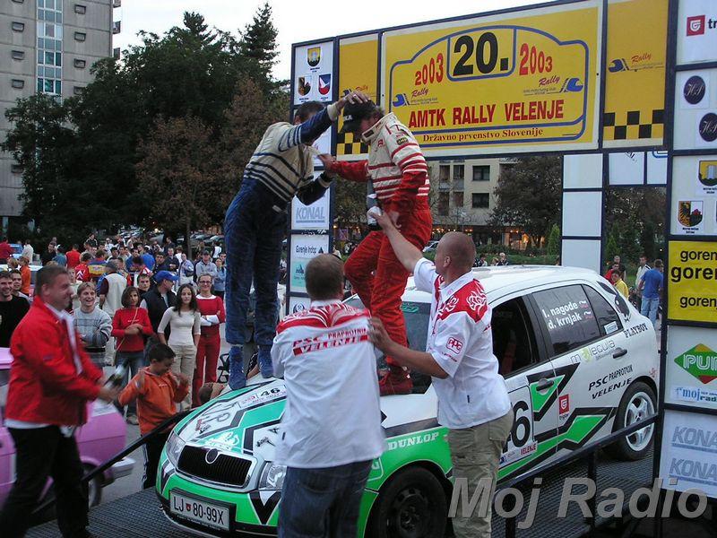 Rally Velenje 2003 31
