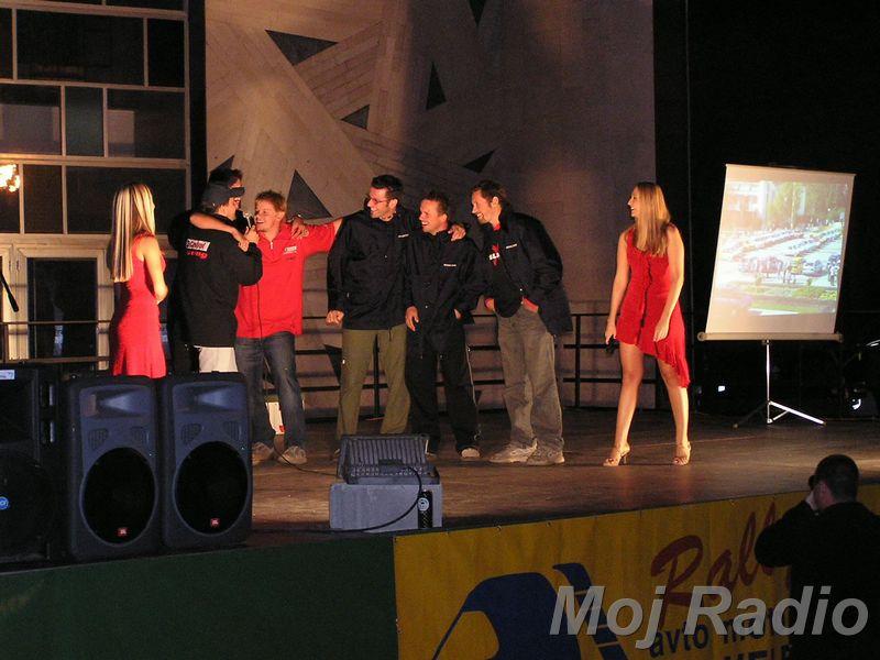 Rally Velenje 2003 40