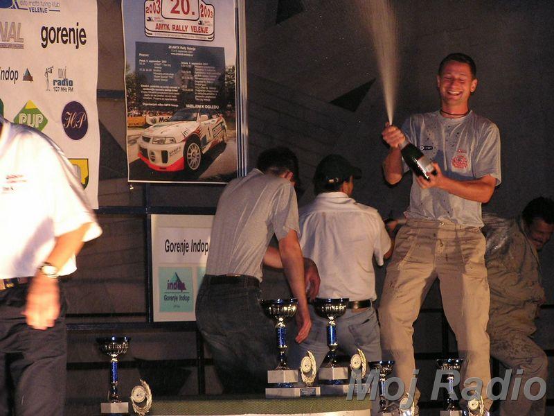 Rally Velenje 2003 53