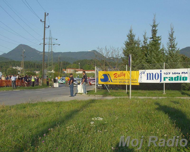Rally Velenje 2003 60