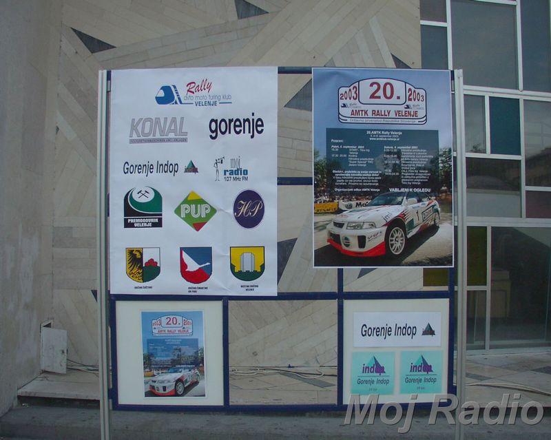 Rally Velenje 2003 68