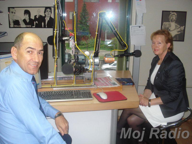 Janez Jansa in Zofija Mazej Kukovic
