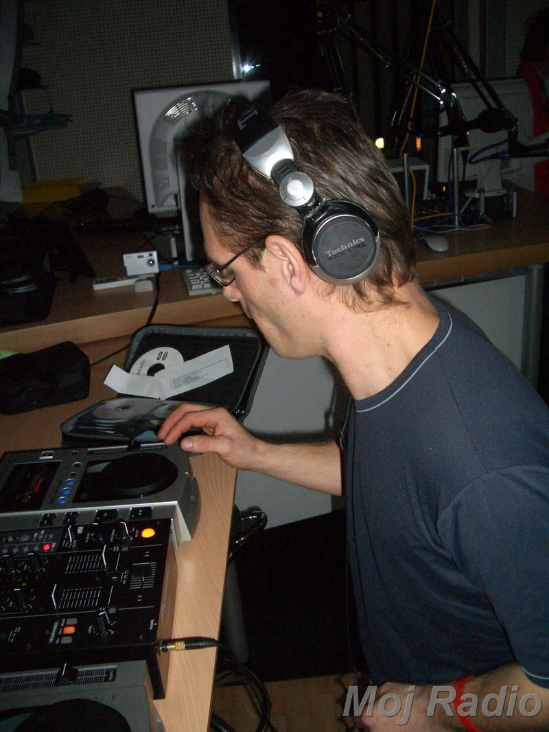 HEY MISTER DEEJAY PARTY @ MOJ RADIO JANUAR 2007 01