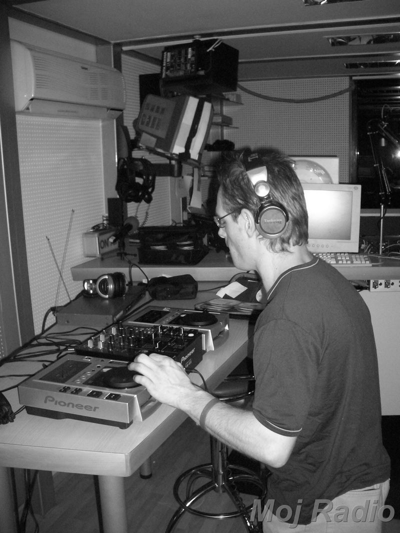HEY MISTER DEEJAY PARTY @ MOJ RADIO JANUAR 2007 08