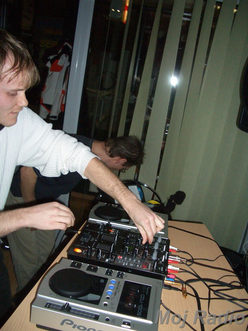 HEY MISTER DEEJAY PARTY @ MOJ RADIO JANUAR 2007 12