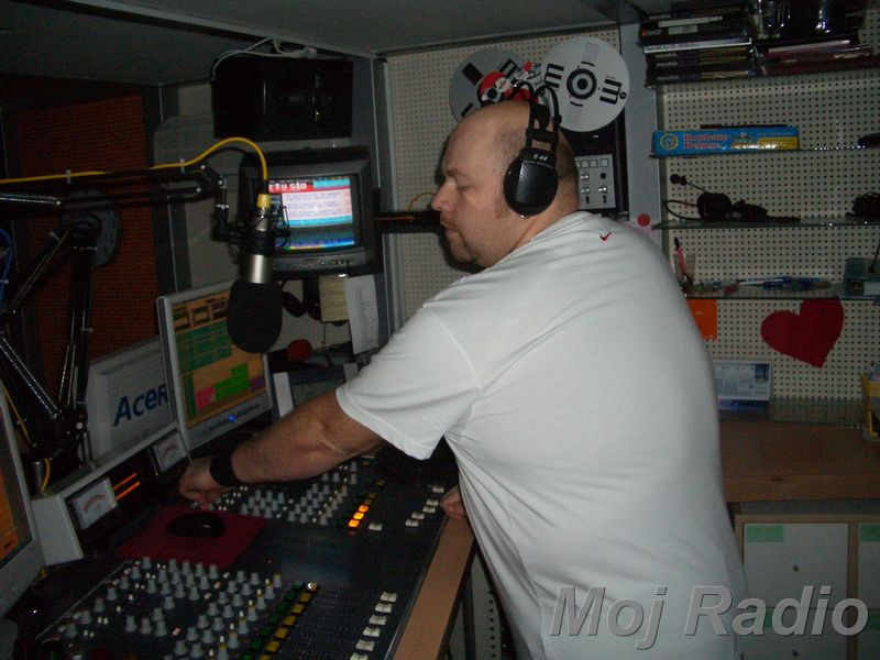 HEY MISTER DEEJAY PARTY @ MOJ RADIO JANUAR 2007 13