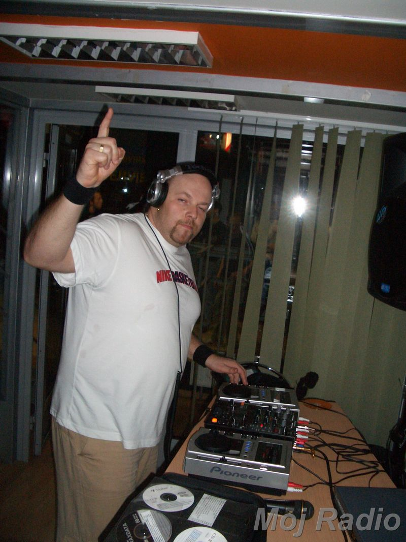 HEY MISTER DEEJAY PARTY @ MOJ RADIO JANUAR 2007 20