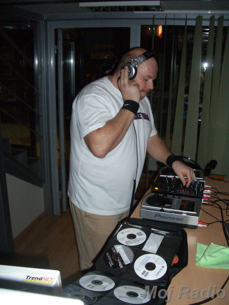 HEY MISTER DEEJAY PARTY @ MOJ RADIO JANUAR 2007 22