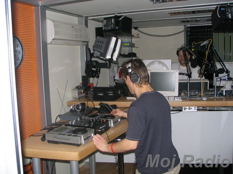 HEY MISTER DEEJAY PARTY @ MOJ RADIO JANUAR 2007 26
