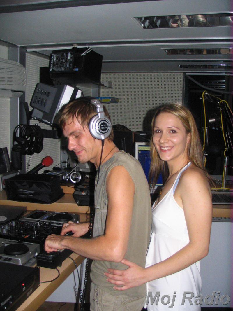 HEY MISTER DEEJAY PARTY @ MOJ RADIO Julij 2007 02