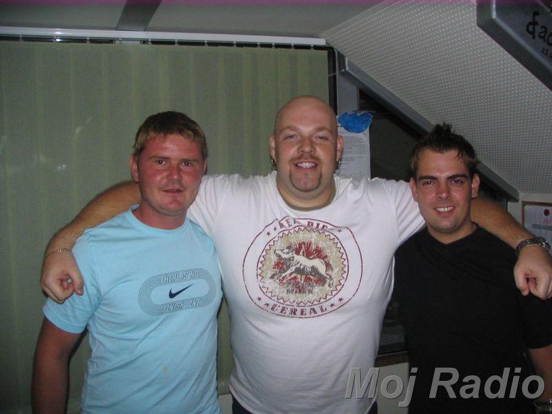 HEY MISTER DEEJAY PARTY @ MOJ RADIO Julij 2007 05