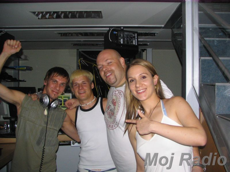 HEY MISTER DEEJAY PARTY @ MOJ RADIO Julij 2007 12