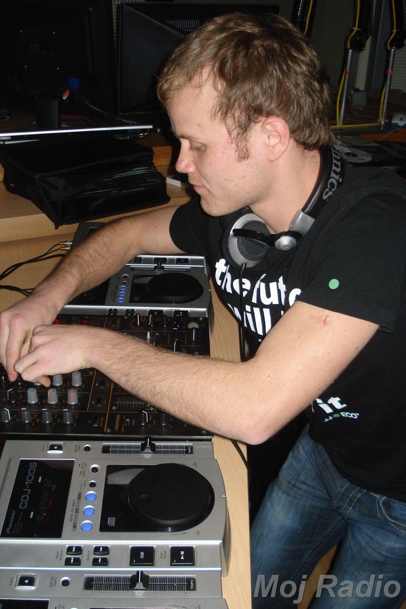 HEY MISTER DEEJAY PARTY @ MOJ RADIO Maj 2008 03
