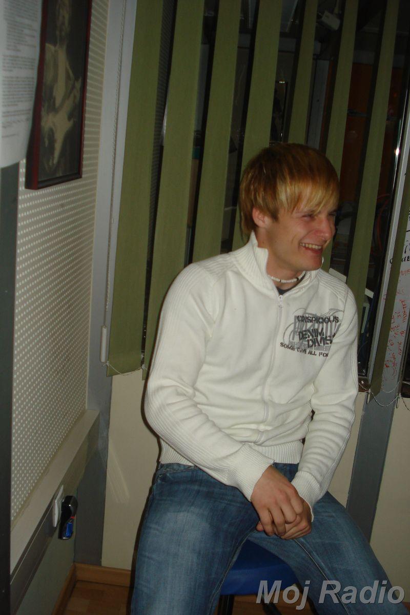 HEY MISTER DEEJAY PARTY @ MOJ RADIO Maj 2008 07