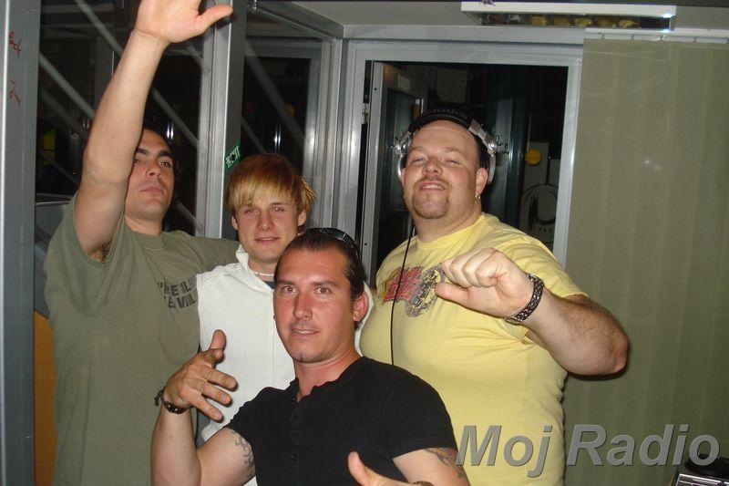 HEY MISTER DEEJAY PARTY @ MOJ RADIO Maj 2008 11