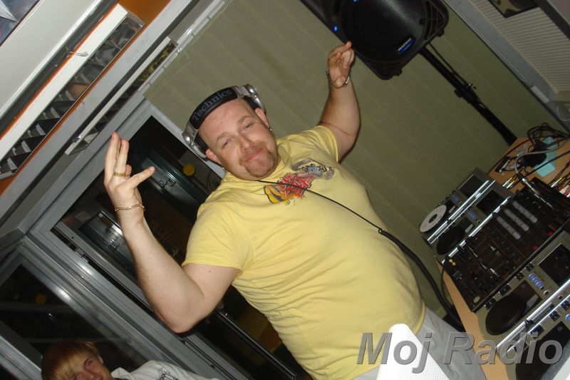 HEY MISTER DEEJAY PARTY @ MOJ RADIO Maj 2008 13