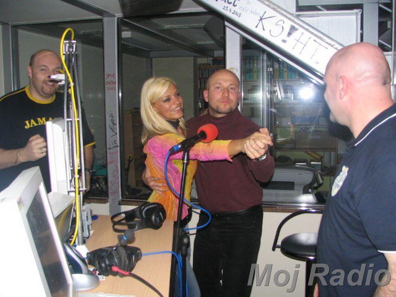 3 KRALJI in Brigita Šuler (Februar 2006) 11