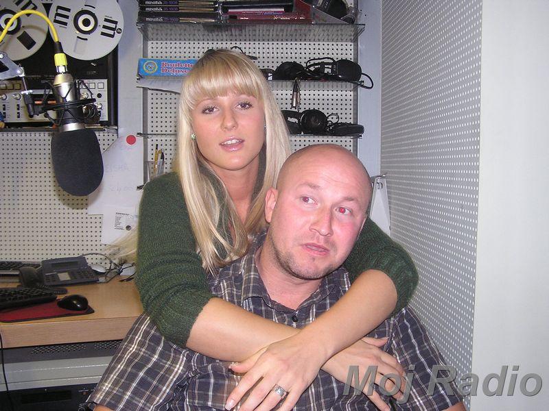 3 KRALJI in Katja Jevšek (Napovedovalka vremena) 09