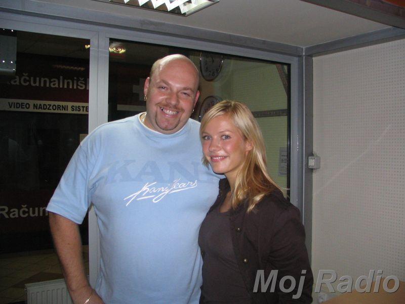 3 KRALJI in Maja Tratnik (September 2006)1