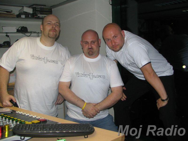 3 KRALJI in Manca Zver (May 2006) 05