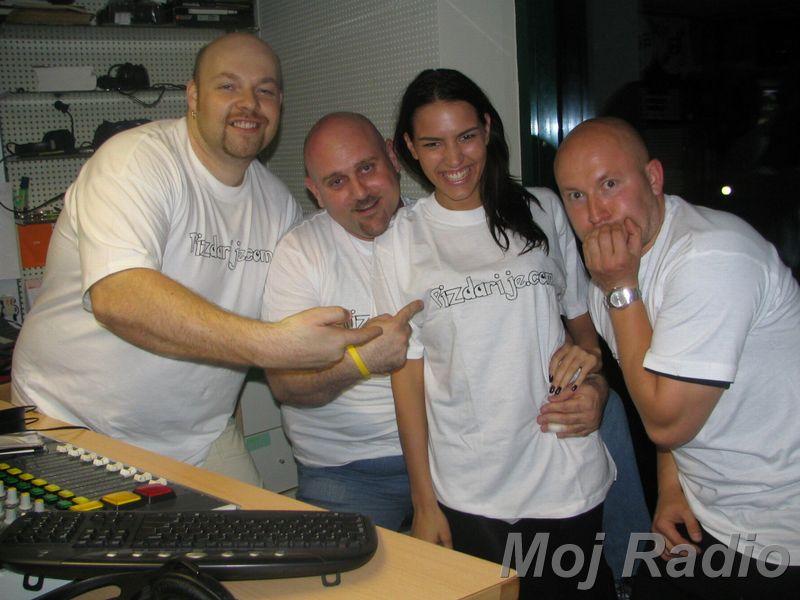 3 KRALJI in Manca Zver (May 2006) 06