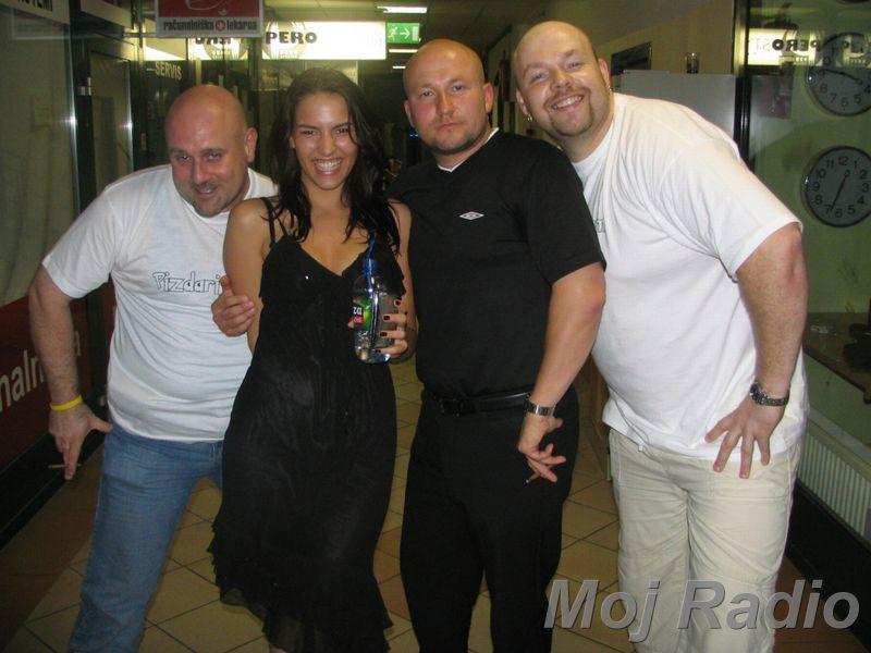 3 KRALJI in Manca Zver (May 2006) 08