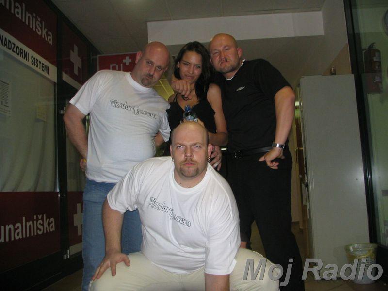 3 KRALJI in Manca Zver (May 2006) 16