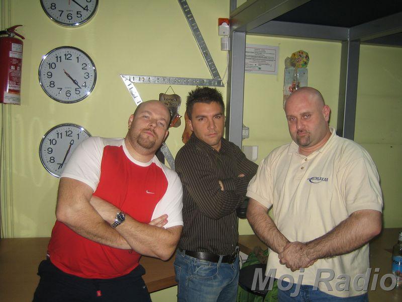 3 KRALJI in Mišo (Bar Show) 04
