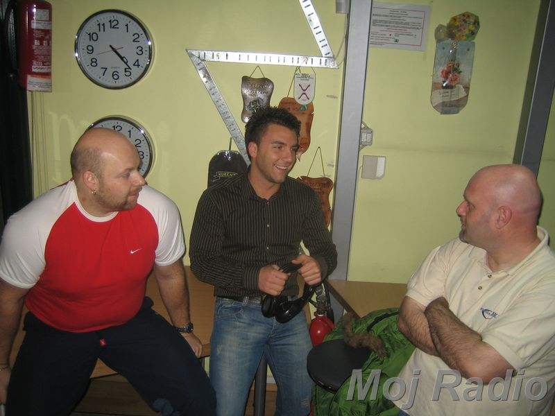3 KRALJI in Mišo (Bar Show) 05