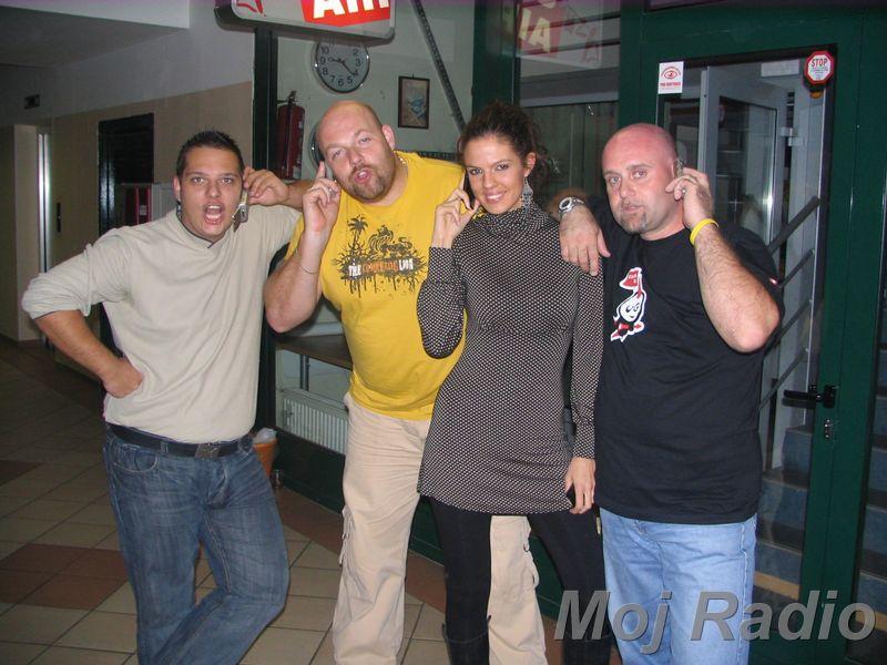 3 KRALJI in Sabina Remar (September 2007) 07