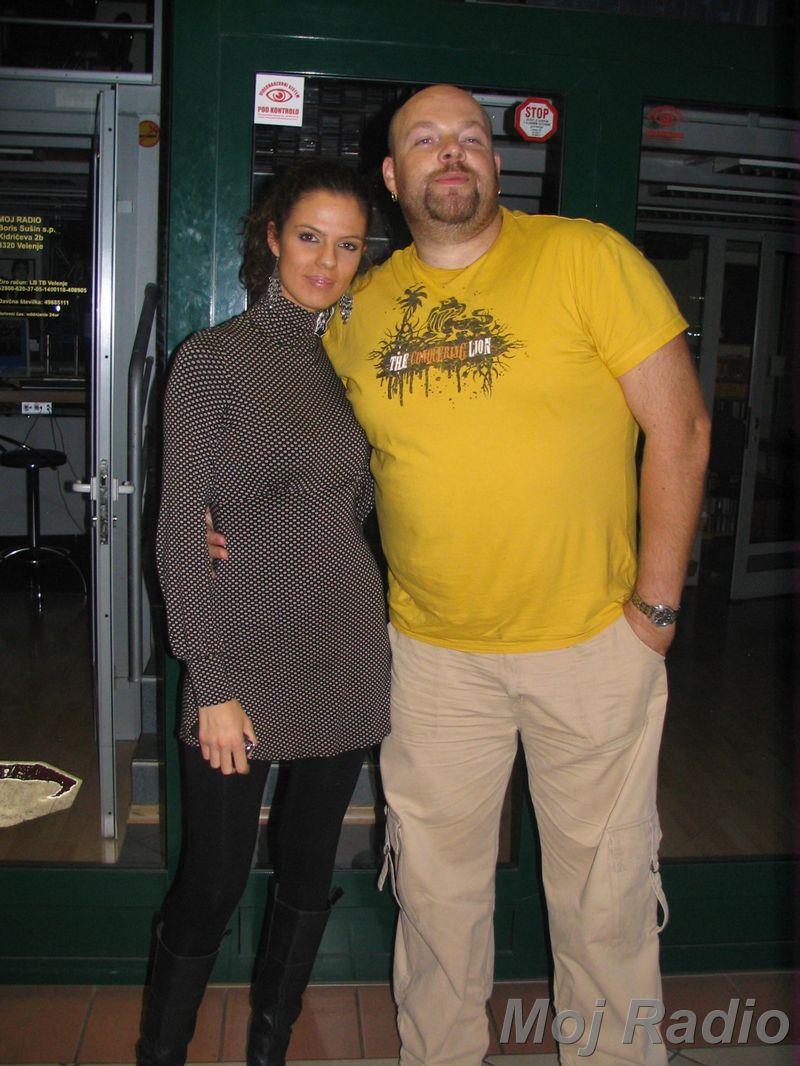 3 KRALJI in Sabina Remar (September 2007) 10