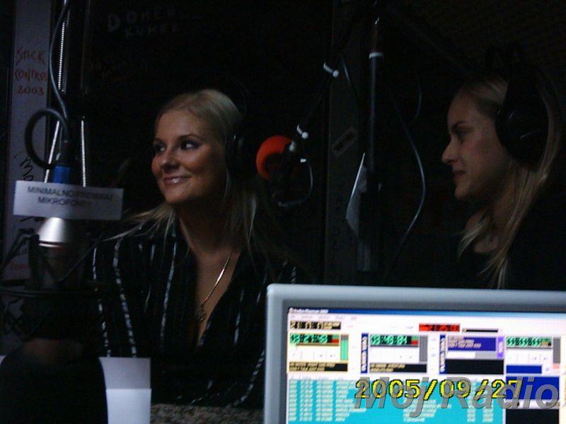 3 KRALJI in Živa Vadnov (Miss Slovenije 2004) 04